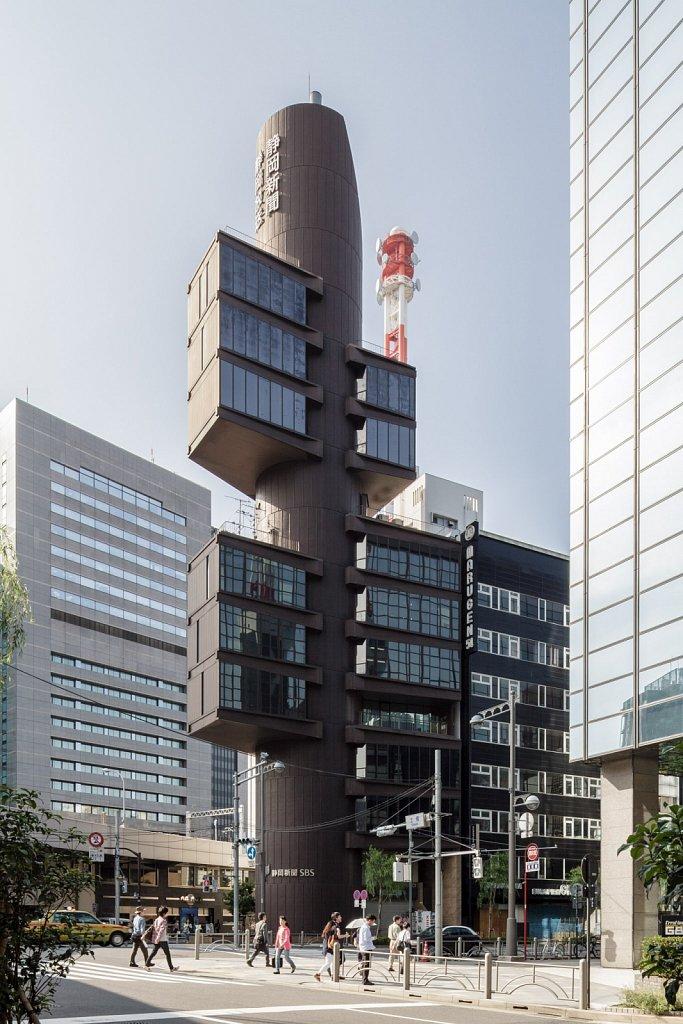 Shizuoka Press and Broadcasting Center