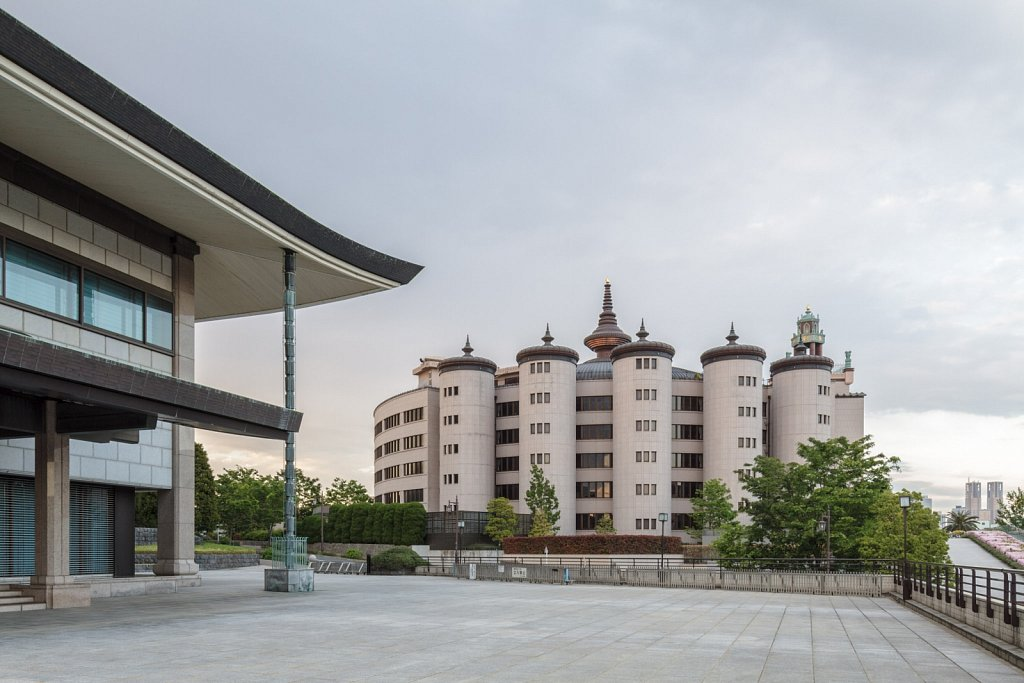 Rissho Kouseikai Great Sacred Hall
