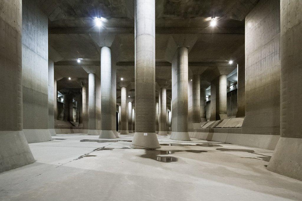 Saitama Storm Sewer