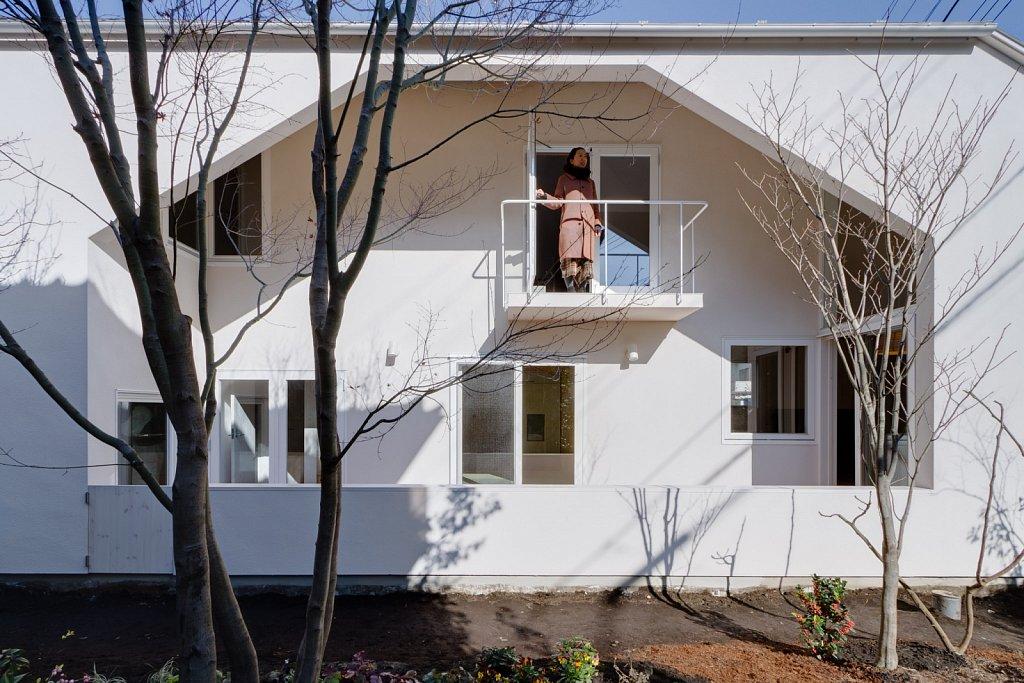 Sunny Loggia House