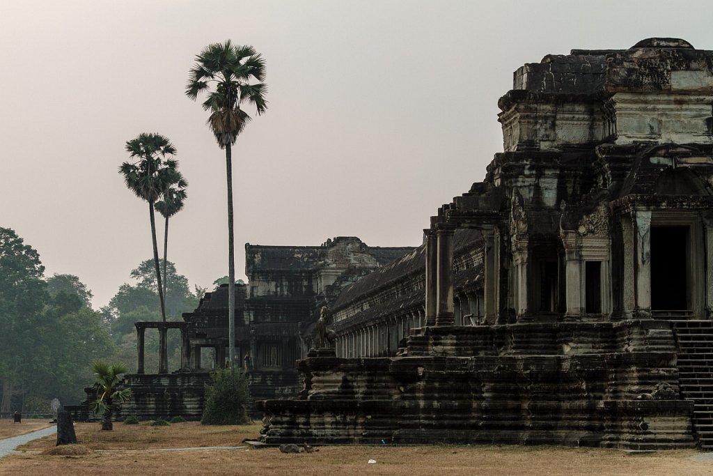 Angkor Wat inner temple