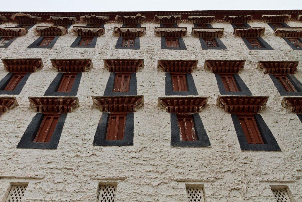Potala façade