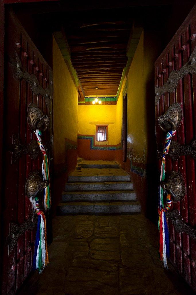 gate, Potala Palace