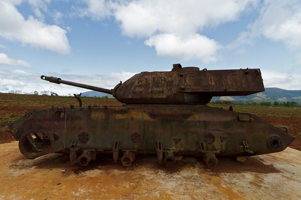 tank carcass
