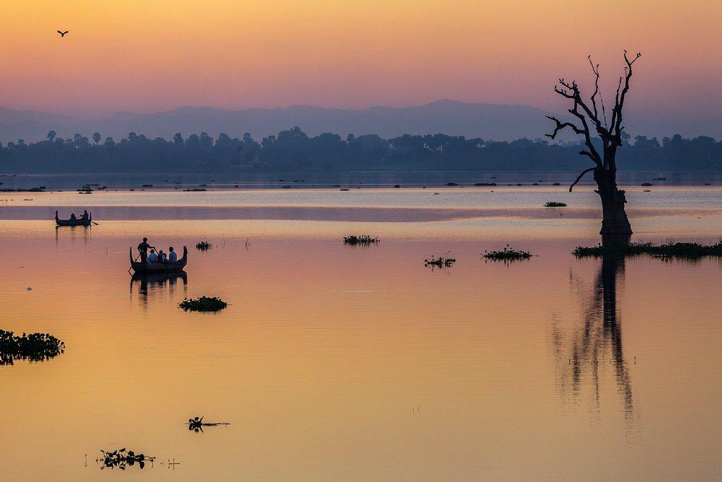 Amarapura sunrise