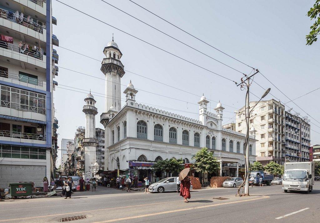 Mogul Shia Mosque